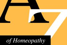 Homeopathy Illustrated / Illustrations and posters on homeopathy medicines, concepts, treatments, customer reviews, doctor advise, practical tips and much more