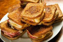 Sandwiches / by Lauren Cook
