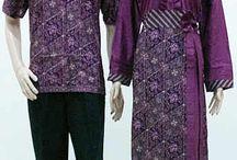 Baju Batik Sarimbit Gamis