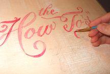 kalligrafikus írás