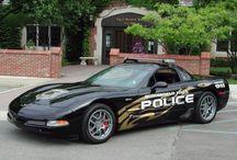 Police Car / by Hector Sanchez