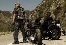 Sons of Anarchy / by Arlene Taylor