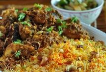 Asian  Breyani