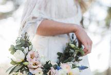 Hoop Bouquet Inspiration