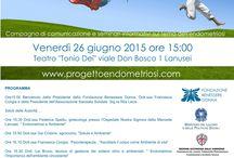 """Convegno """"Ambiente e Endometriosi"""" / Lanusei 26 Giugno 2015 - www.progettoendometriosi.com"""