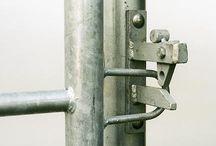 Locks gate