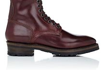 Project TWLV / Handmade boots