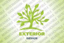 Exterior Design Logo