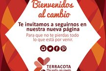 TERRACOTA / Nosotros...