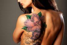 Back tatoo / by Laura Szabo