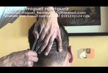 cortes y barberia masculino