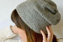 Crochet Beanies and hats