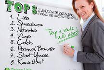 Zawody, których nie nauczysz się w szkole / Tych zawodów raczej nie nauczycie się w szkole, a mimo to ich przedstawiciele nie powinni mieć problemu ze znalezieniem pracy w najbliższej przyszłości. Co to za profesje? Kogo byście dodali do naszej listy?