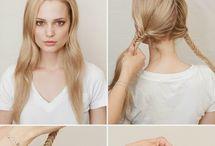 Hair ideas / by Rachel Howdershelt