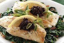 Under the Sea...food Recipes