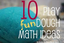 Math Play  / A place to share playful ways to explore math in the early years.  Please keep pins to hands on learning with math.  No worksheets or printables, please.   / by Rebekah @ The Golden Gleam