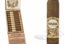 Cigars // Royal Gold / Click through to our site for even more options on shapes and wrappers.