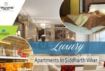 Luxury Apartments In Siddharth Vihar / We are a leading property developer in Siddharth Vihar whose mission is to make healthy and property inexperienced areas to make sure that ours comes adhere to the highest environmental practices. We all want an expansive range in the guts of a town with all the amenities, get residential Luxury flats in Siddharth Vihar.