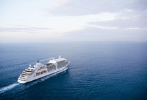 """Silversea Cruises / Croisières de luxe en formule """"tout compris"""", de 132 à 540 passagers."""