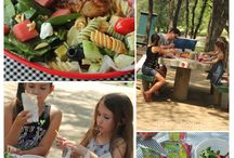 Summer picnic ideas & recipes