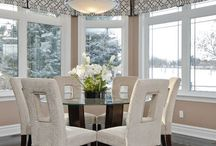 Bay Window Treatments / by Betsy Kornelis