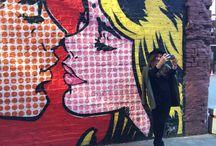 Moscow street art / Street art