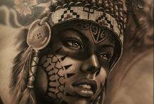 Tattoo indiani