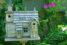BIRDHOUSES / by Sheila Toigo Briley
