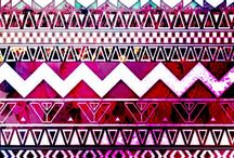 ▶ PATTERNS | Colour ◀ / patterns. backgrounds. wallpapers. prints. / by Catharine Désolée