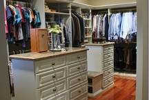 Closets to dream about / by Susan Willard