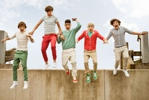 One Direction  / by Michaela Kelley