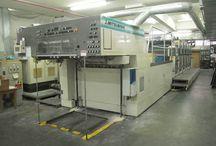 Macchine usate Offset / Macchine per la stampa offset