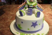 Toy Story torta