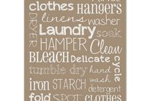 Laundry Room / by Ashley Raudenbush