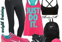 workout with style