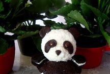 Pandas!!! / by Katrina Jones