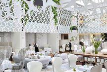 Restaurant : interior, design, creative, inspire