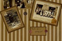 Scrapbook Your Genealogy