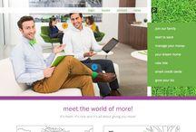 campbell : websites / campbell creative's website designs