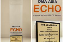 DMA Asia ECHO Awards 2016