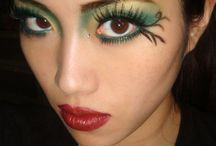 Alabaster Theatre Makeup / by Tiffany Smith