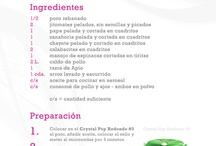Recetas Saludables / by Camila Rivera