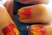 Hair and Nails / by Kristi Varner Stevens