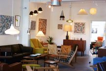 MID CENTURY MODERN SHOPPING IN EAST LONDON / http://www.madaboutmidcenturymodern.com/mid-century-modern-shopping-in-east-london/