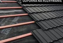 Pokrycia na dach