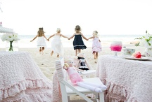 Tea Party / Tea party ideas and fashions for your little ones! Great ideas for birthday parties.