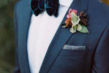 Wedding - groom inspiration / by Blynda DaCosta