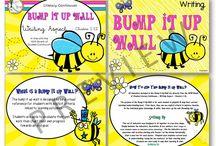 Bump it up walls