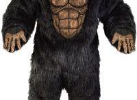 Disfraces de Gorila / Disfraces de Gorila: una gran selección de disfraces | DisfracesLocos.es