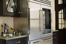 Appliances with Style / Nowadays appliances are about more than just function! They greatly affect the look and style of your house!